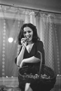 Гомель, Гостиница, клубничка, 1978
