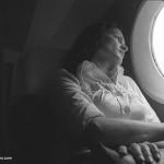 В самолёте, 1978