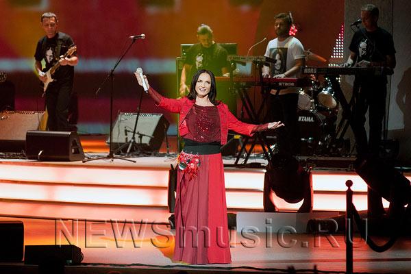 София Ротару показала в Москве шоу, которое могло бы стать образцом